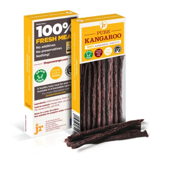 Pure Range Kangaroo Dog Treats