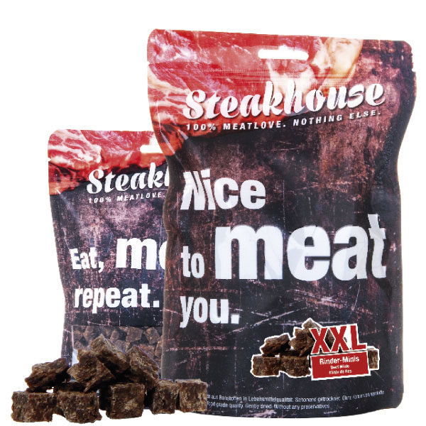 Meat Love Beef Training Treats 100g